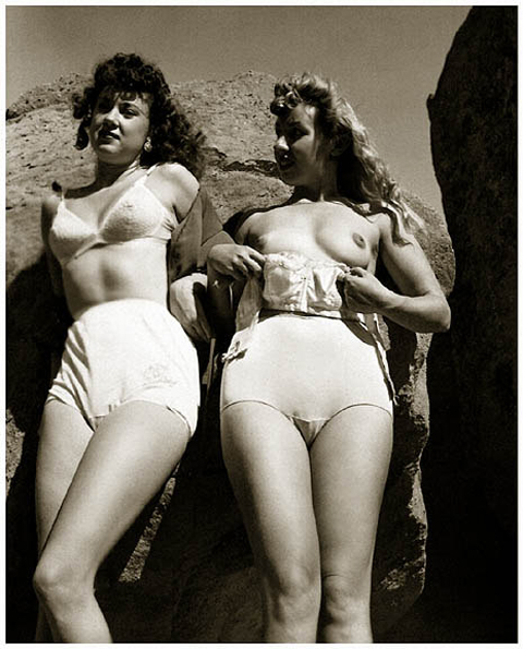 Pornos 1950